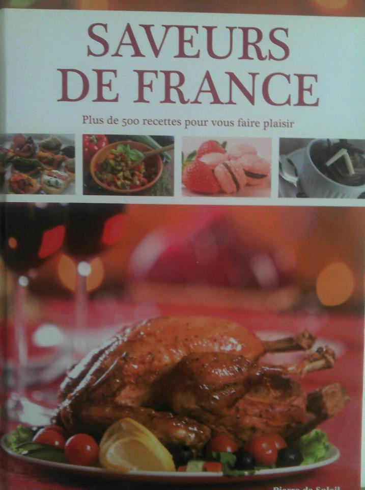 Voici mon nouveau livre de cuisine - Meilleurs livres de cuisine ...